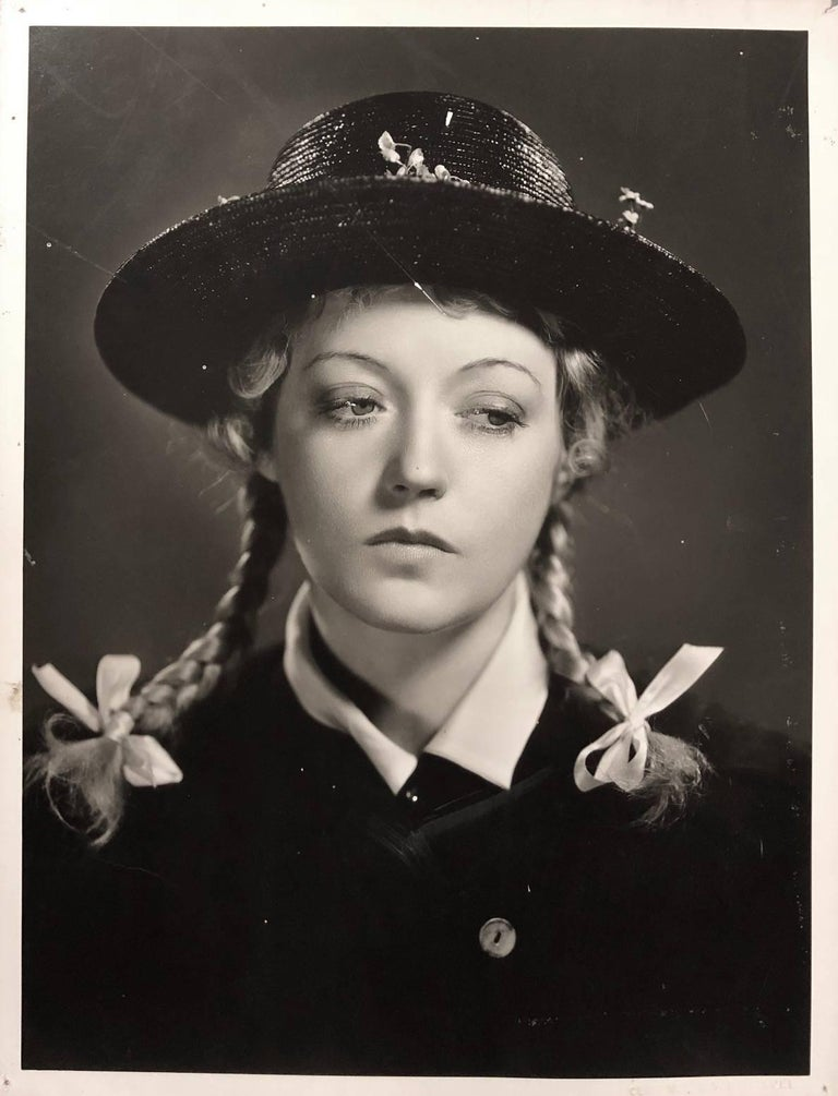 Clarence Sinclair Bull Portrait Photograph - Marion Davies