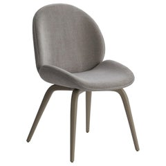 Clarice Dining Chair with Matte Lacquered Feet