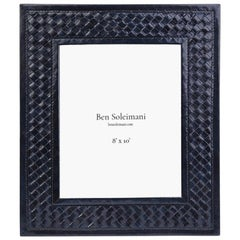"Ben Soleimani Clarion Woven Picture Frame - 8"" x 10"""