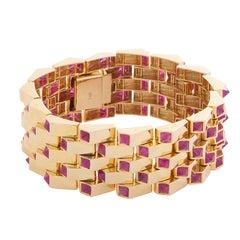 Clarissa Bronfman Rosh Bracelet