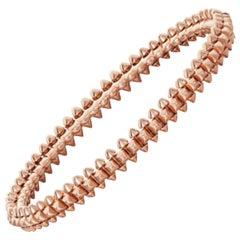 Clash De Cartier Small Model Bracelet in 18k Rose Gold