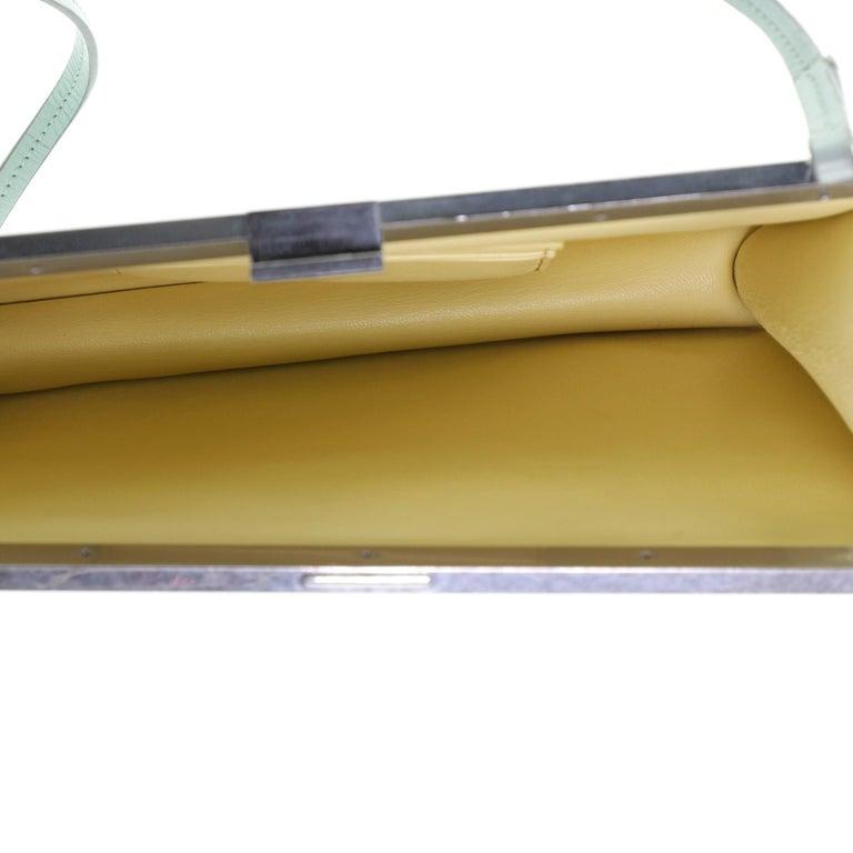 Clasp Crossbody Bag Leather Mini For Sale 1