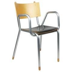 Classe Prima B Armchair by Maurizio Peregalli for ZEUS