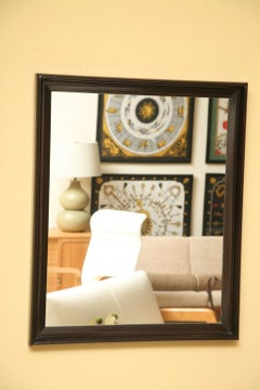 Classic 1940s Paul Frankl Mirror for Johnson Furniture
