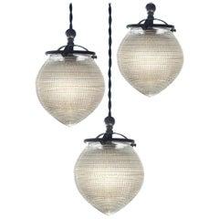 Classic Acorn Prismatic Pendants