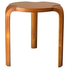 Classic Alvar Aalto Fan Leg Stool