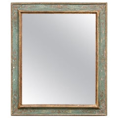 Classic Antique Venetian Style Painted Mirror