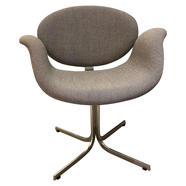 Classic Artifort  Little Tulip Armchair Designed by Pierre Paulin