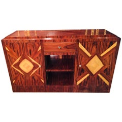 Classic Beautiful Large Sideboard in Art Deco Style