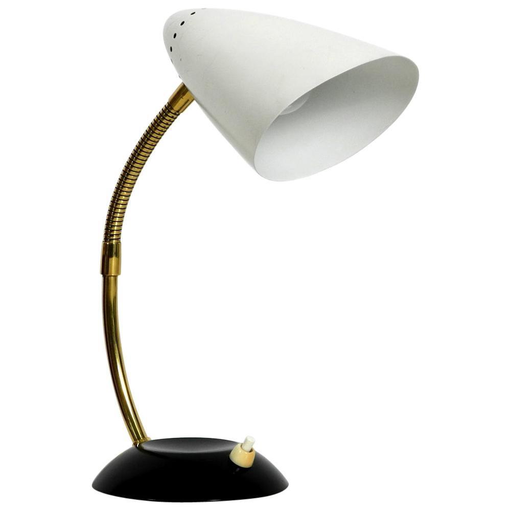 Classic Beautiful Mid-Century Modern Table Lamp by Kaiser Leuchten