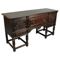 Classic Berkey and Gay Spanish Revival Sideboard