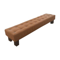 Classic Brown Wittmann Materassi Bench