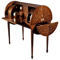 Classic by Carpanelli Cylinder Inlaid