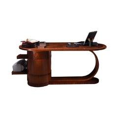 Classic by Carpanelli Zebrano Writing Desk