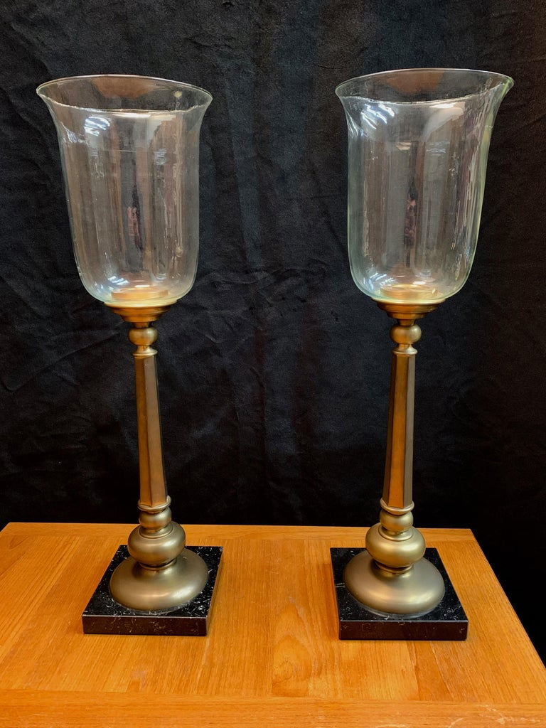 Classic Candle Torchieres For Sale 1