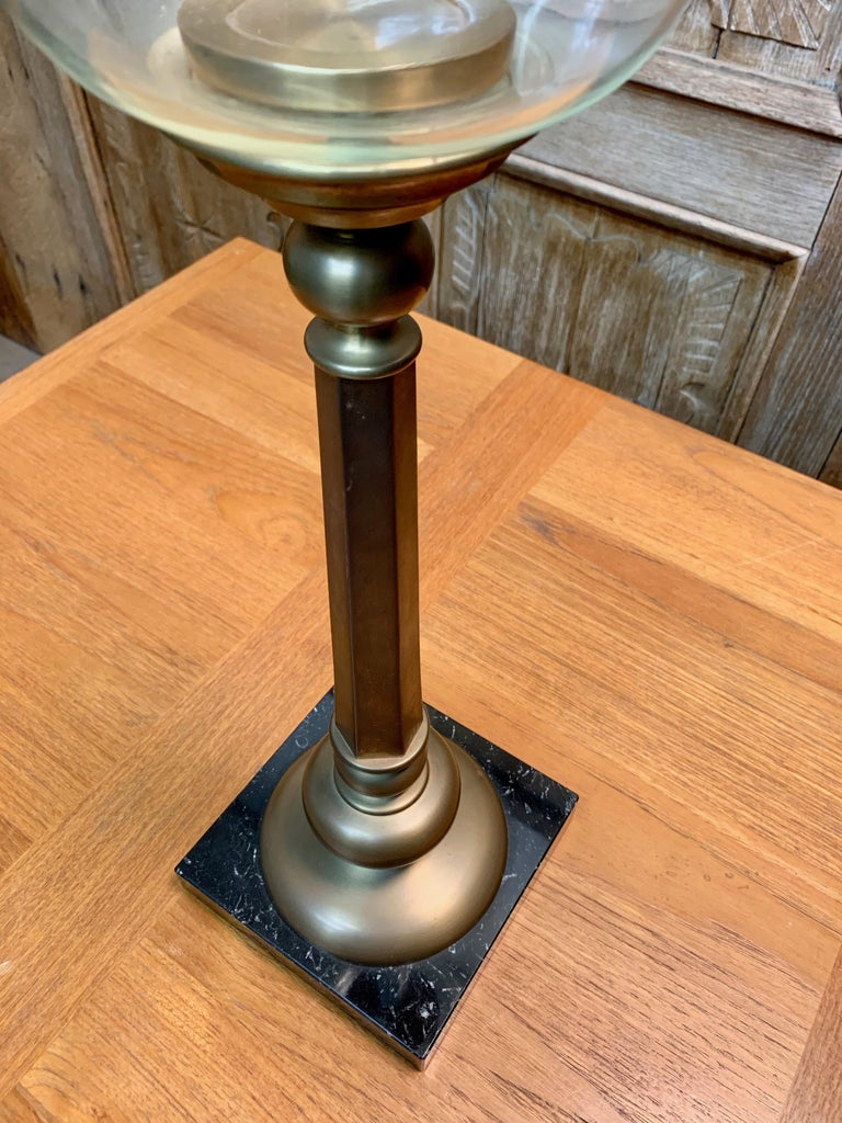 Classic Candle Torchieres For Sale 2