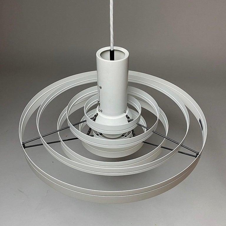 Scandinavian Modern Classic Danish Fibonacci Ceiling Light by Fog & Mørup, Denmark, 1963 For Sale