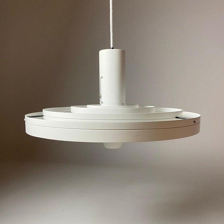 Mid-20th Century Classic Danish Fibonacci Ceiling Light by Fog & Mørup, Denmark, 1963 For Sale