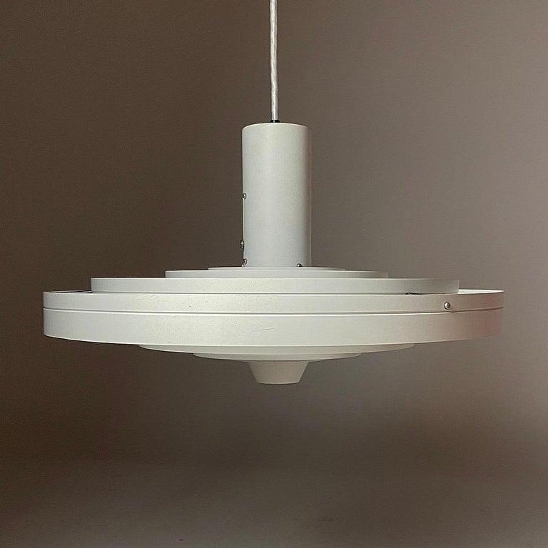 Classic Danish Fibonacci Ceiling Light by Fog & Mørup, Denmark, 1963 For Sale 3