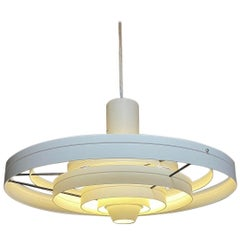 Classic Danish Fibonacci Ceiling Light by Fog & Mørup, Denmark, 1963
