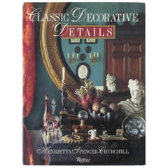 'Classic Decorative Details Hardcover' Book by H. Spencer-Churchill