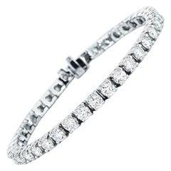 Classic Diamond Tennis Bracelet Different 3 Carat, Ben Dannie