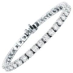 Classic Diamond Tennis Bracelet Different Options, Ben Dannie
