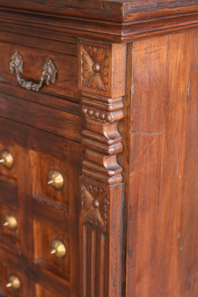 Classic Early 20th Century Ornamental Side Board from a