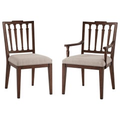 Classic English Dining Chairs