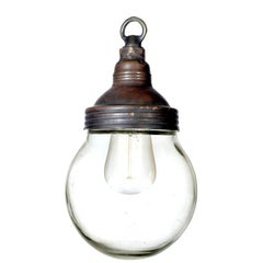 Classic Explosion Proof Globe Lamp