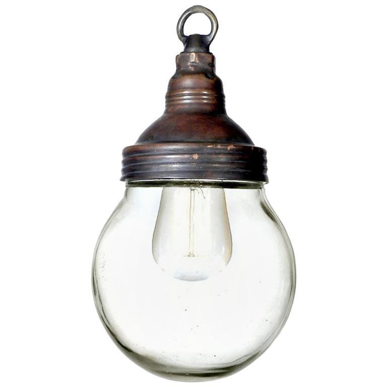 Classic Explosion Proof Globe Lamp