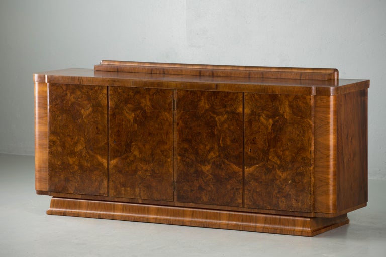 Large & Luxurious French Art Deco Buffet, 1930s 5