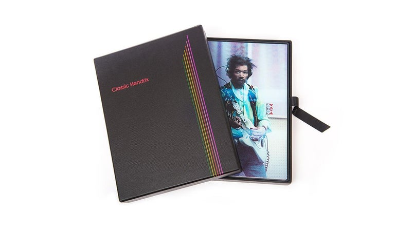 Classic Hendrix is the most comprehensive visual memoir of Jimi Hendrix ever published. With forewords by Noel Redding and Joe Perry, plus reminiscences from Mitch Mitchell, Chas Chandler, Eric Clapton and many more of Hendrix's peers, the book's
