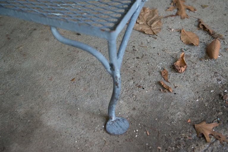 Classic High Quality Wrought Iron Salterini Sofa 1