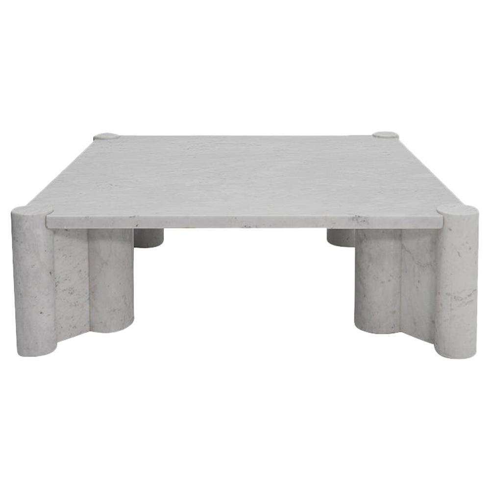 "Classic Italian Design ""Jumbo"" Coffee Table by Gae Aulenti for Knoll, 1960s"