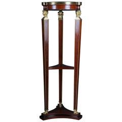 Classic Karaditan Pillar or Pedestal in Empire Style