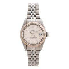 Classic Ladies Rolex Datejust, Ref 79174, Complete Set, Outstanding Condition