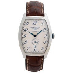 Classic Longines Evidenza Ref L2.642.4, Box and Papers, Excellent Condition