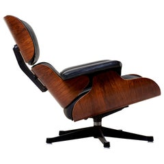 Klassischer Lounge Stuhl von Ray und Charles Eames Herman Miller, 1970er Jahre