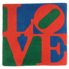 """Classic Love"" Wool Tapestry, Exclusive for F-Galerie, 2007, # 15/10,000"
