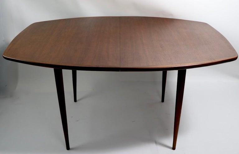 Mid-Century Modern Classic Mid Century Dining Table