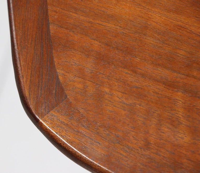 Wood Classic Mid Century Dining Table