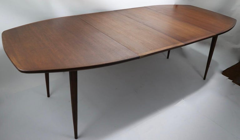 Classic Mid Century Dining Table 2