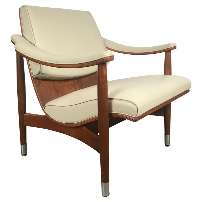 Prime Classic Mid Century Modern Plywood Scoop Lounge Chair By Andrewgaddart Wooden Chair Designs For Living Room Andrewgaddartcom