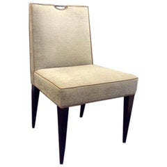 Classic Modern Dining Chairs by Lost City Arts