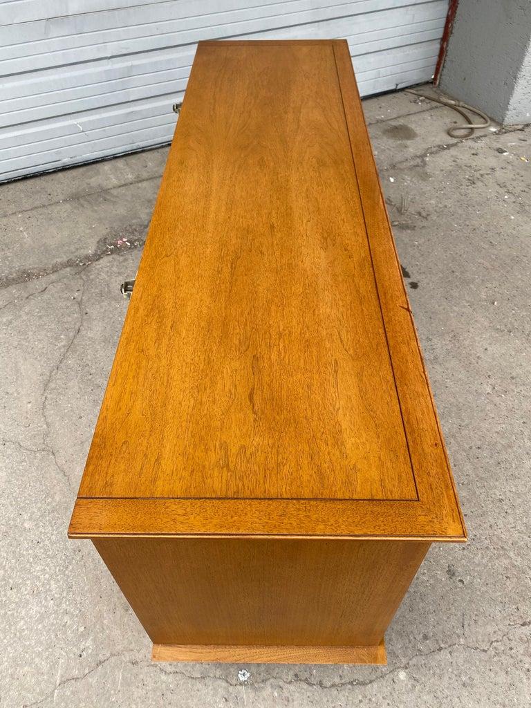 Mid-Century Modern Classic Modernist 12-Drawer Dresser by Lane For Sale