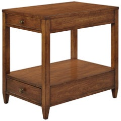 Classic Narrow Side Table
