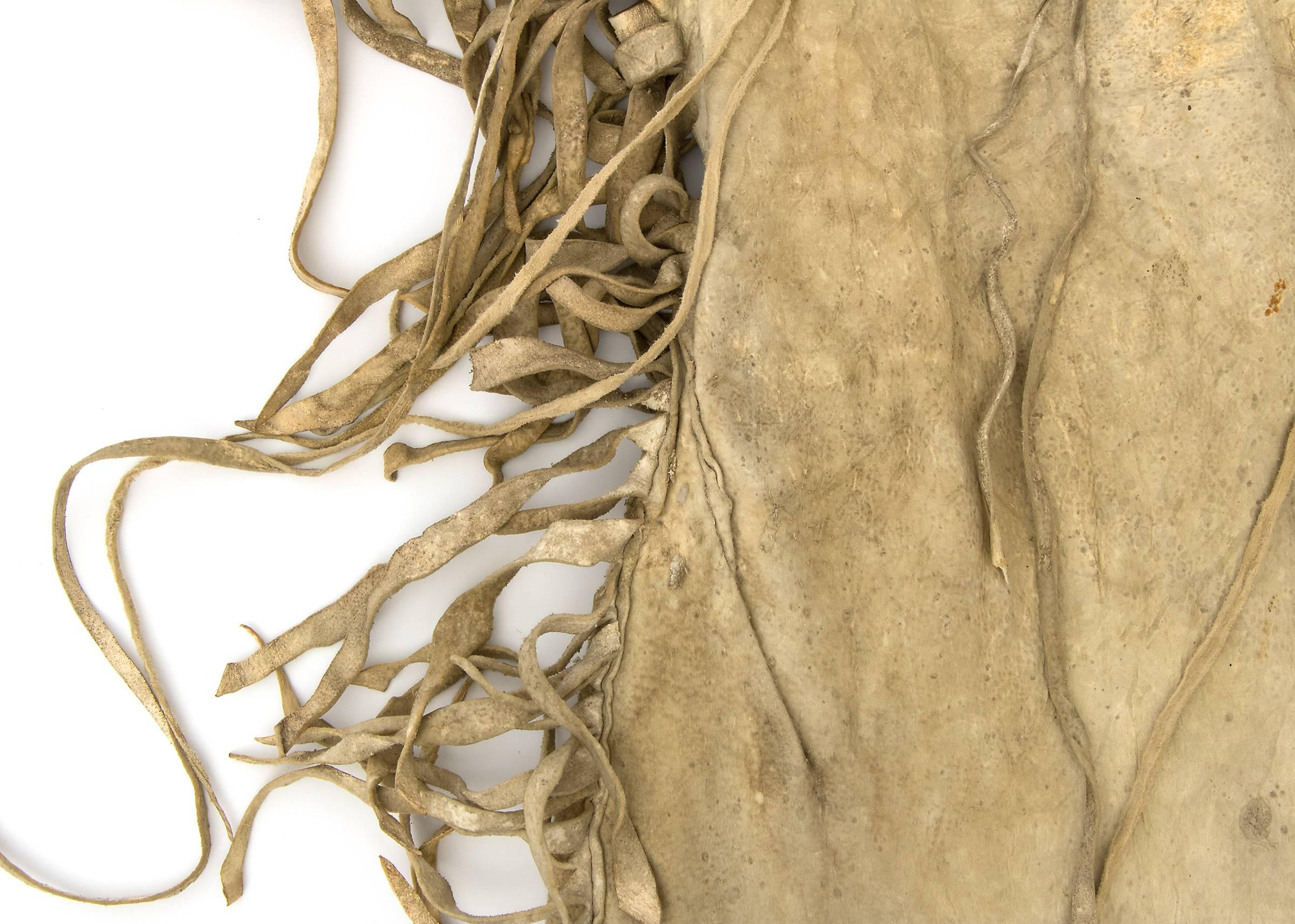 Classic Period Native American Beaded Dress, Blackfeet \'Plains ...