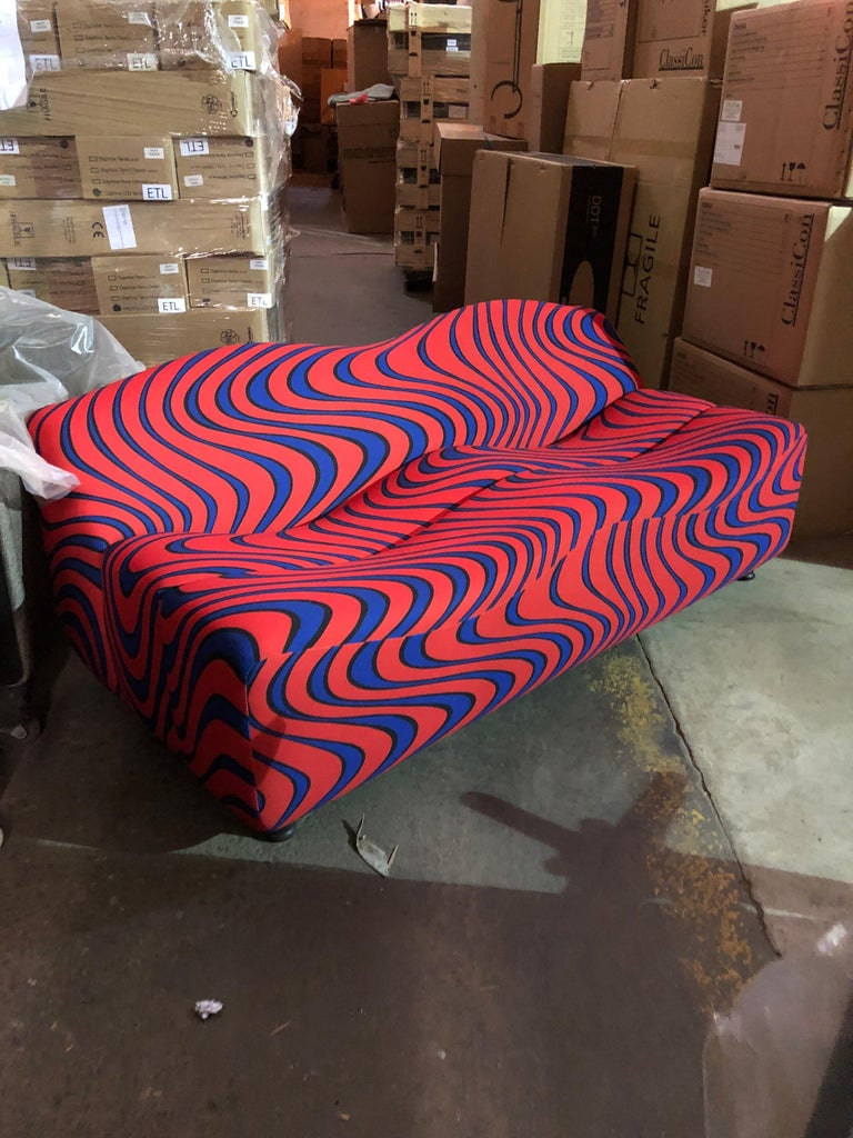 Artifort Classic Pierre Paulin ABCD Sofa In Excellent Condition For Sale In New York, NY