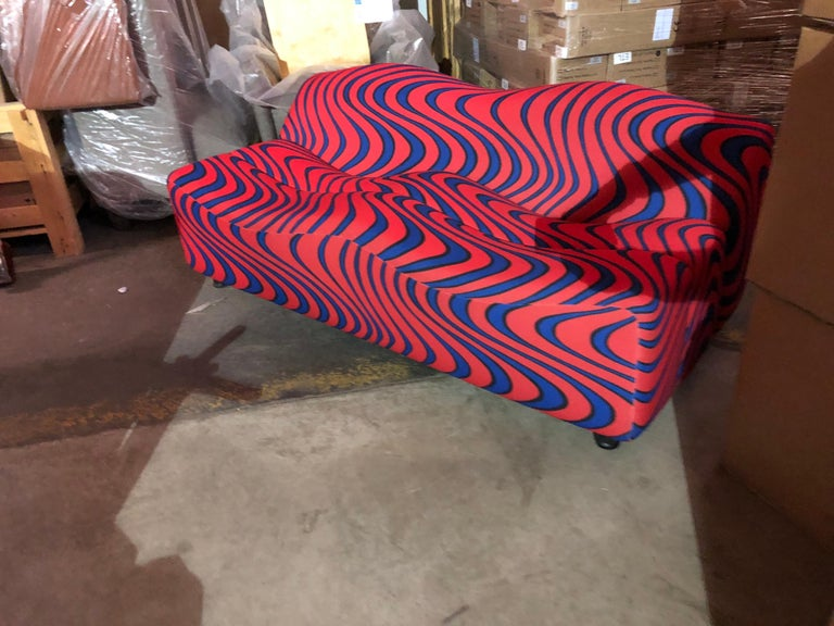 Mid-20th Century Artifort Classic Pierre Paulin ABCD Sofa For Sale